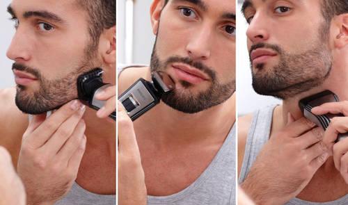 baard trimmen tondeuse