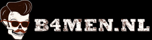 b4men logo uit