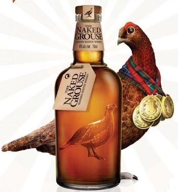 the naked grouse