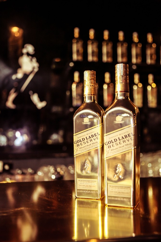 Johnnie Walker Gold Label Reserve B4men