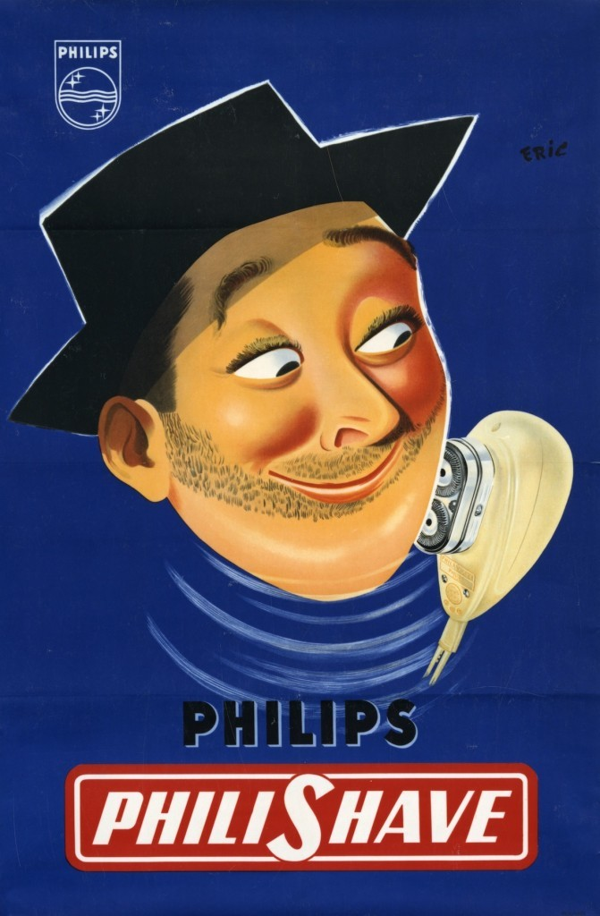 900319-03-29, Philishave, reclame, poster, 1954