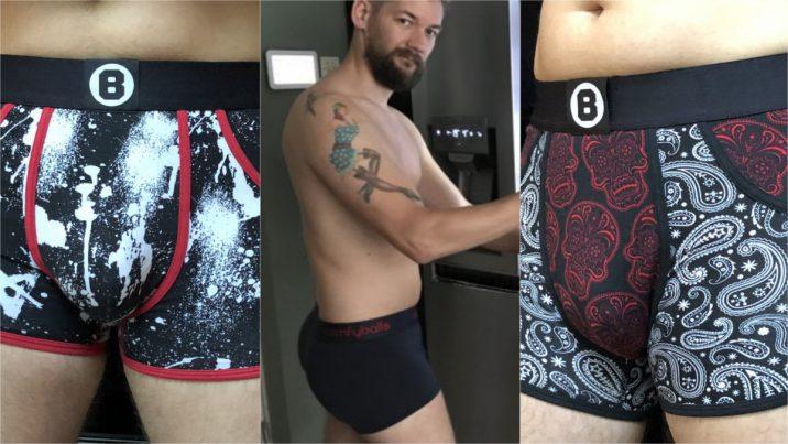 Verwonderend Goed ondergoed makes your day, wat draagt de Nederlandse man - B4men JZ-06