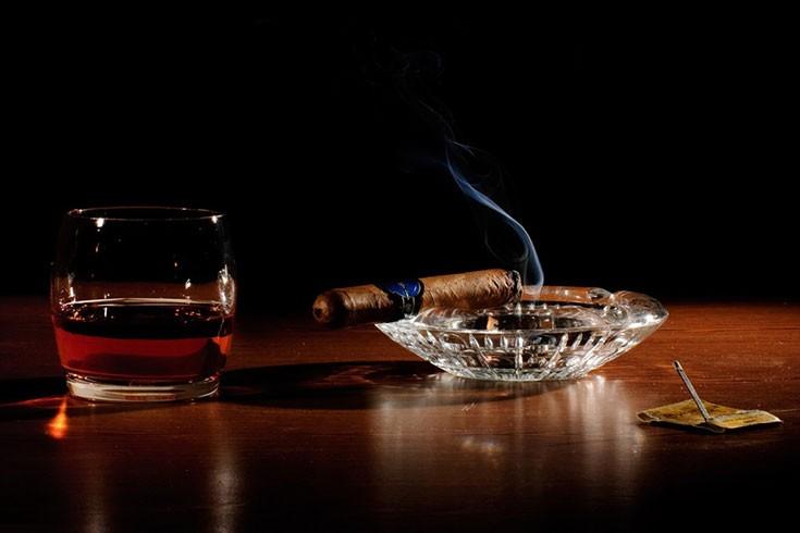 sigaar-cognac