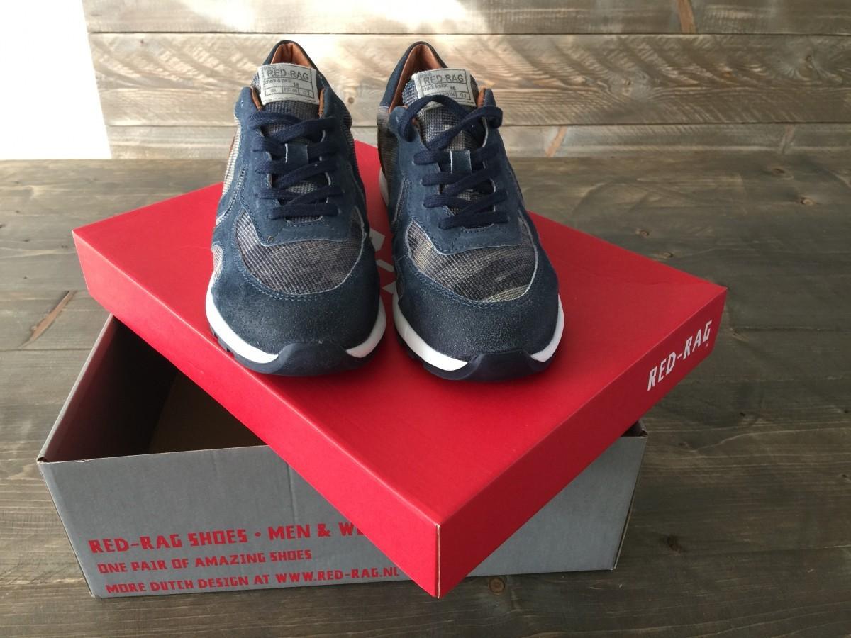 Anders Net Sneakers Even Rag Wat Red EDI9WHYe2