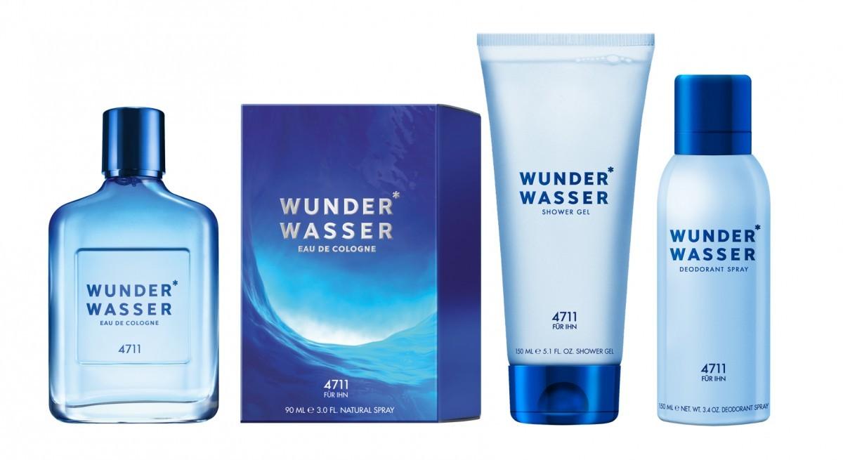 4711 Wunderwasser Men Range