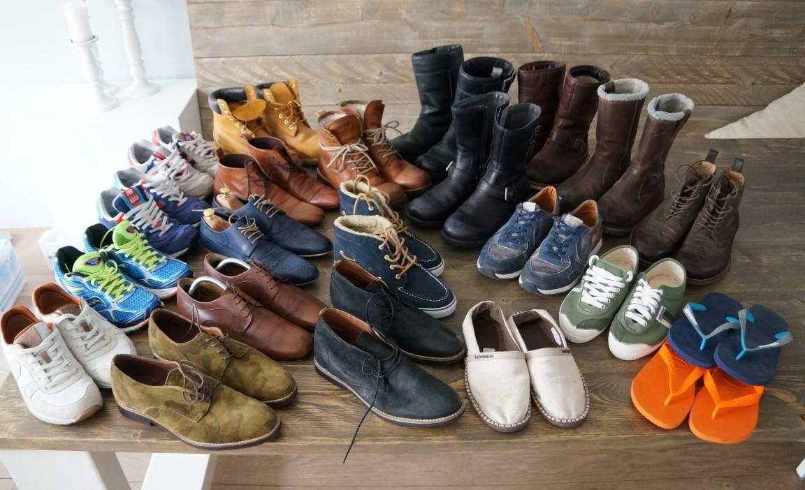Schoenenkast Voor Heel Veel Schoenen.Deze Schoenen Moet Je In De Schoenenkast Hebben B4men
