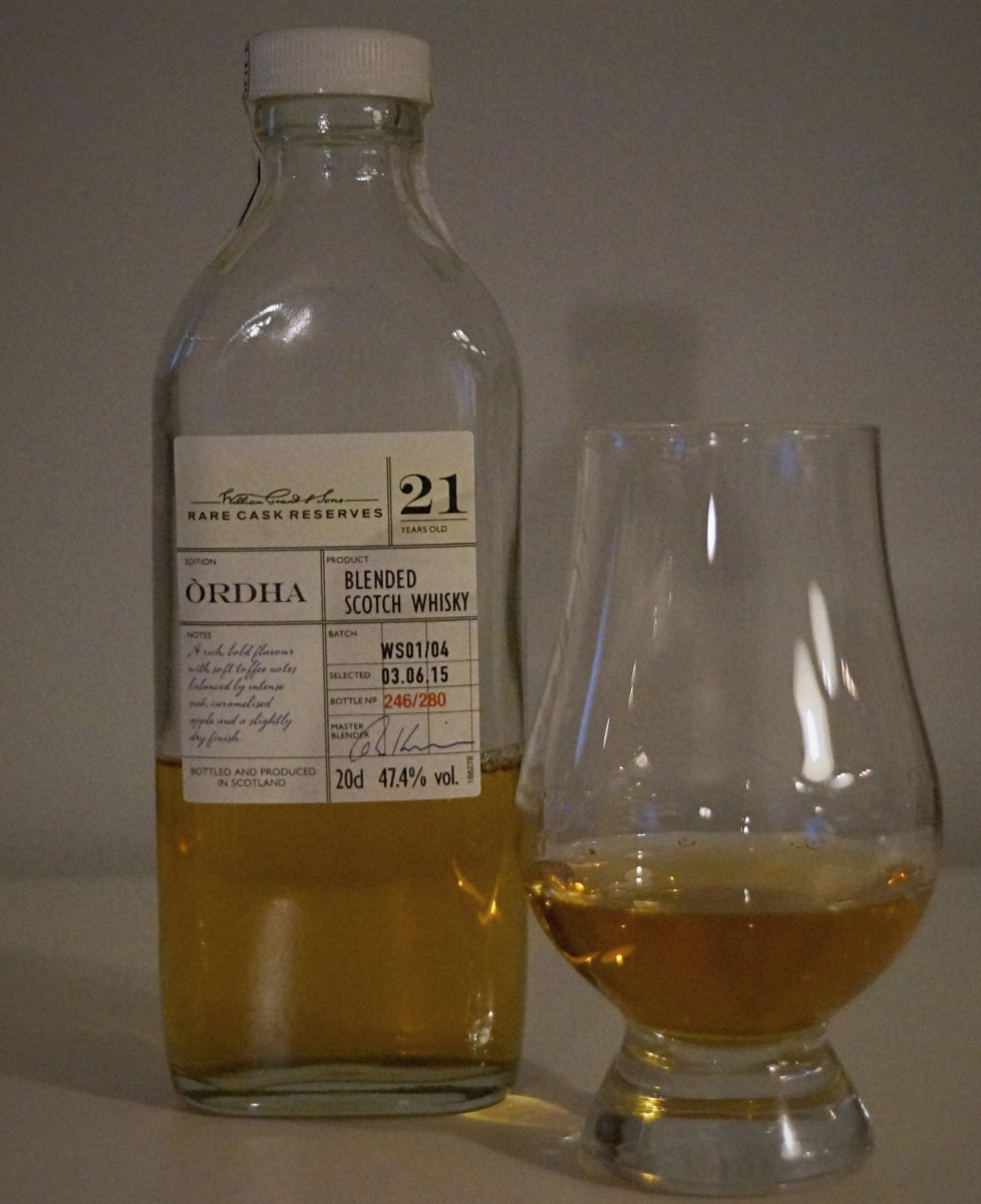 ordha whisky