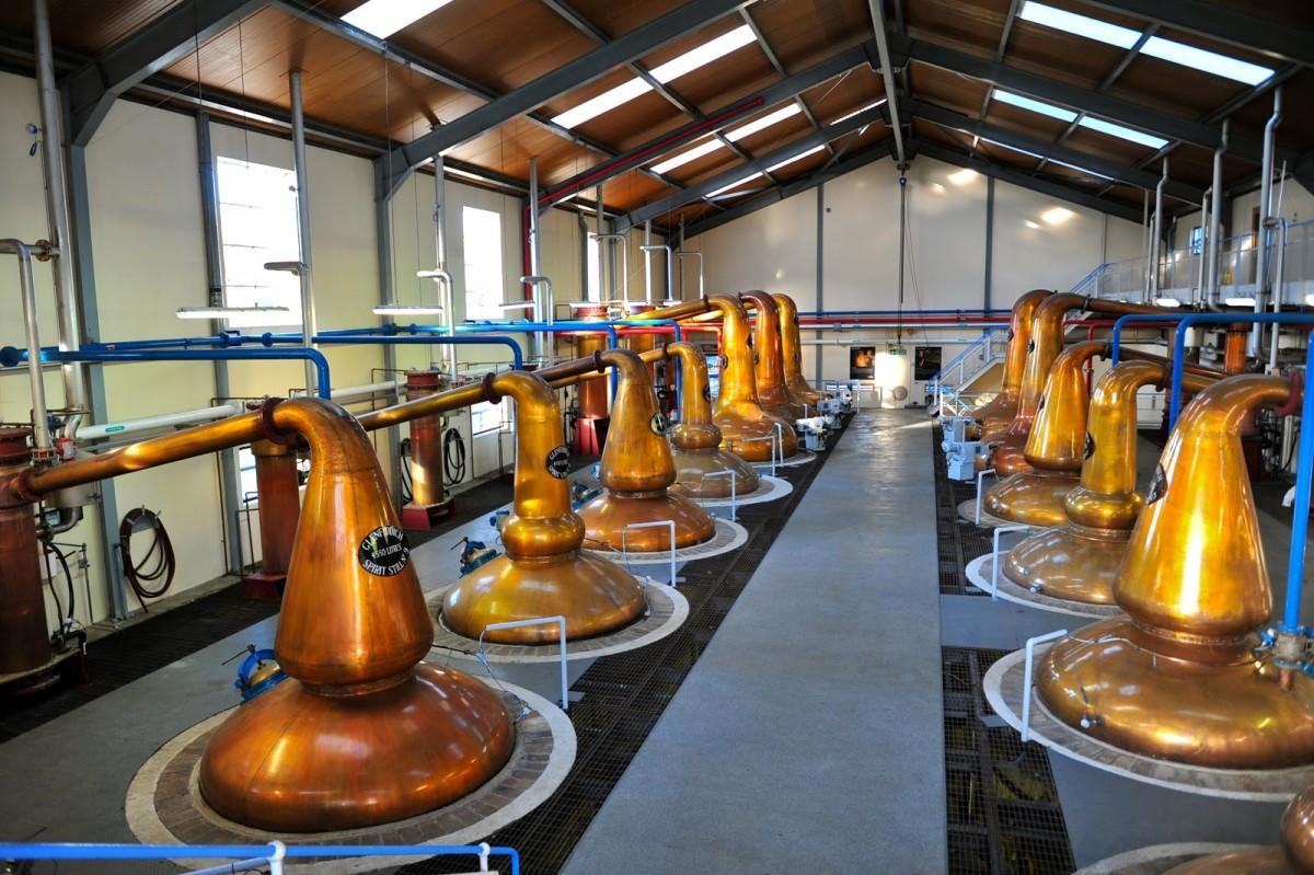 Glenfiddich Grant Cardhu Distillery Tour 4