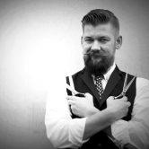 Jan Willem live vanuit de b4men barbershop