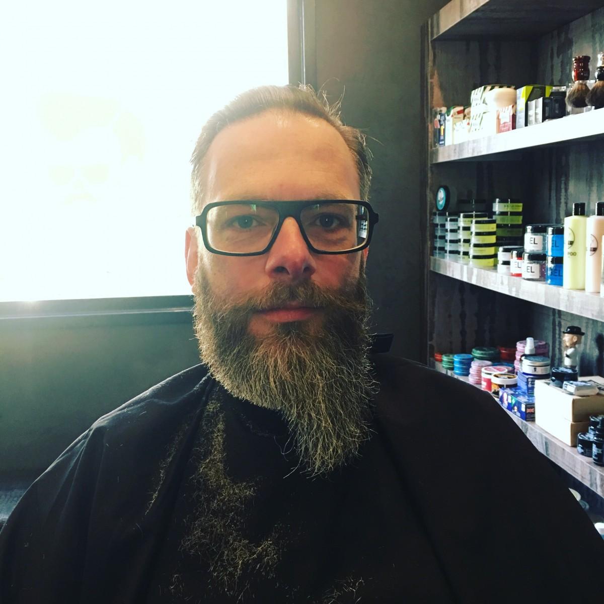 hoe verzorg je je baard