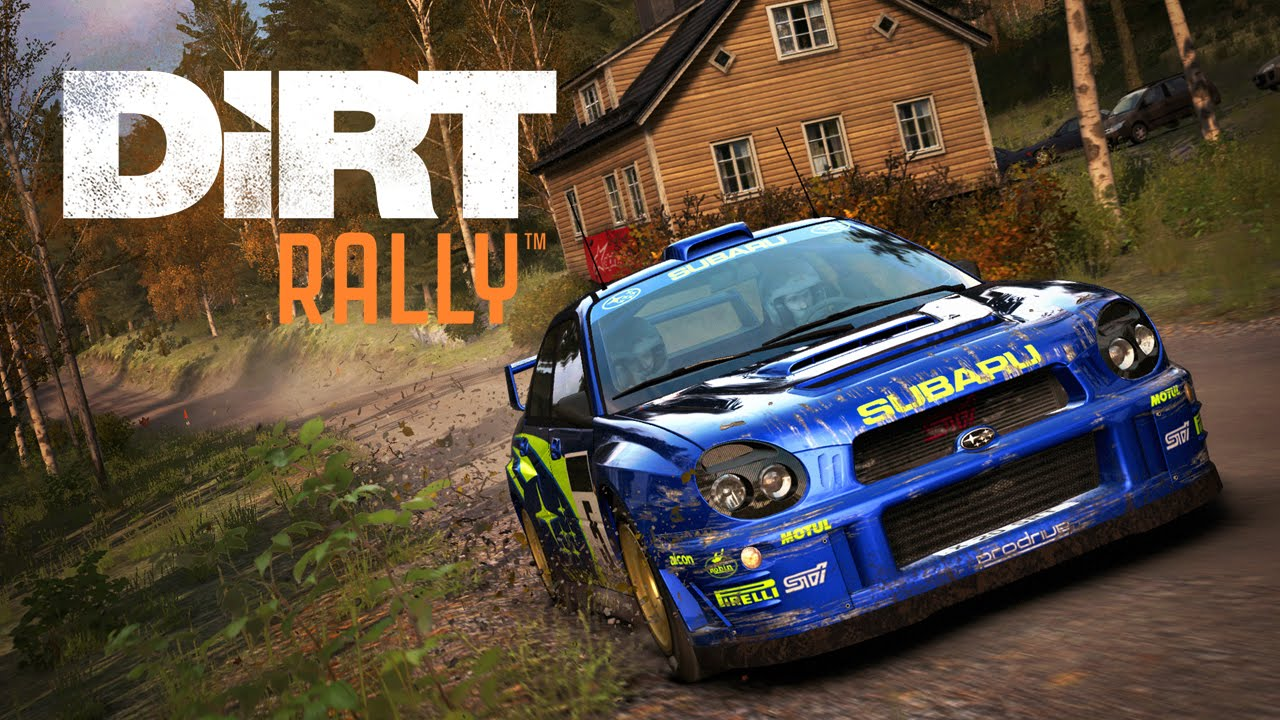 dirt rally 1