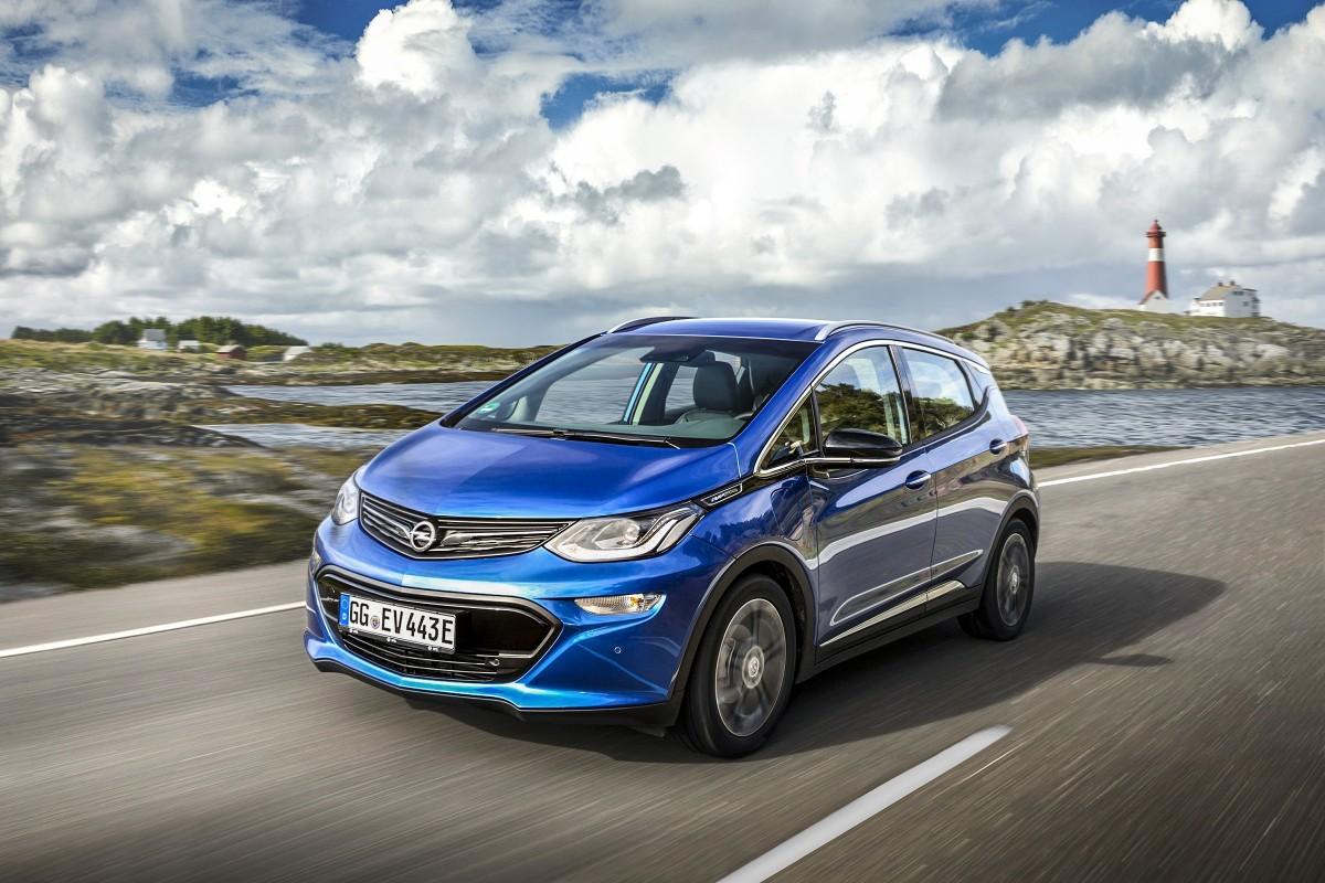 De Opel Ampera E De Ideale Auto Voor Mensen Met Een Warm Hart Voor