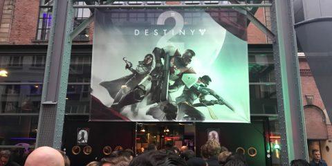 Melkweg Destiny 2