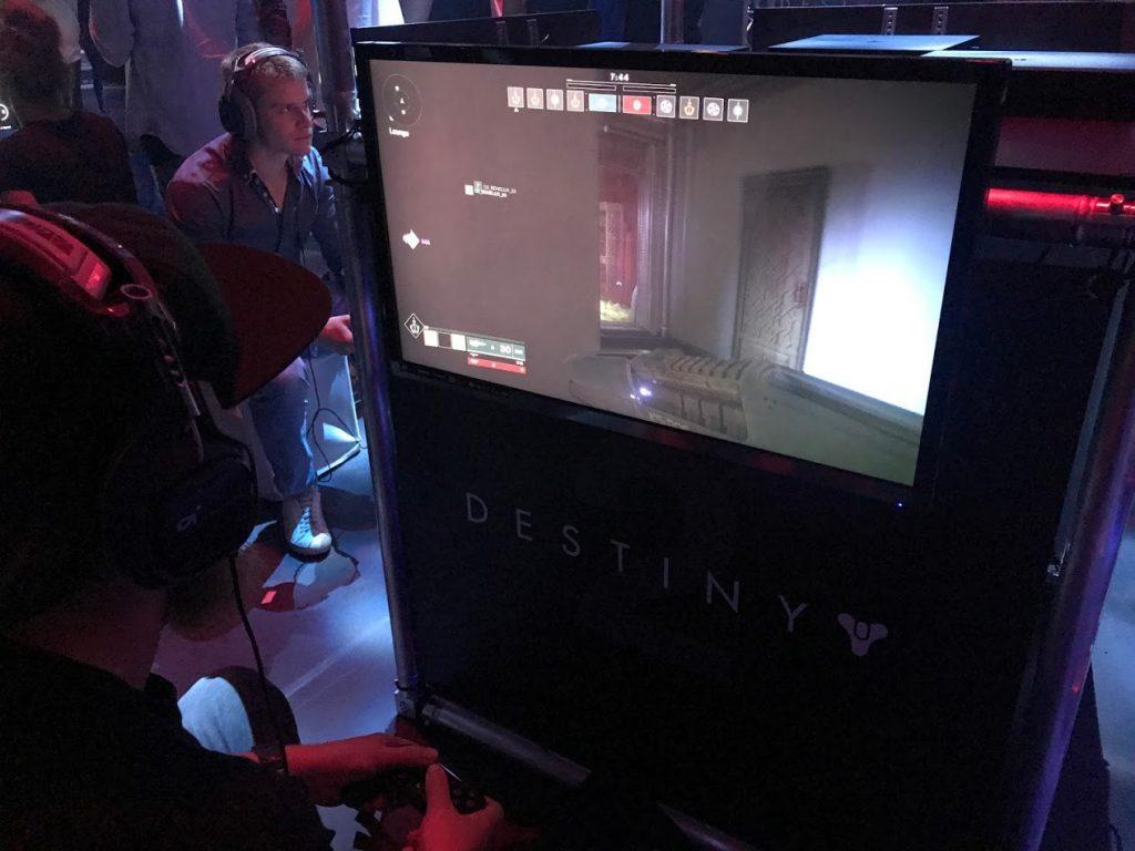 Destiny 2 gameplay multiplayer B4men