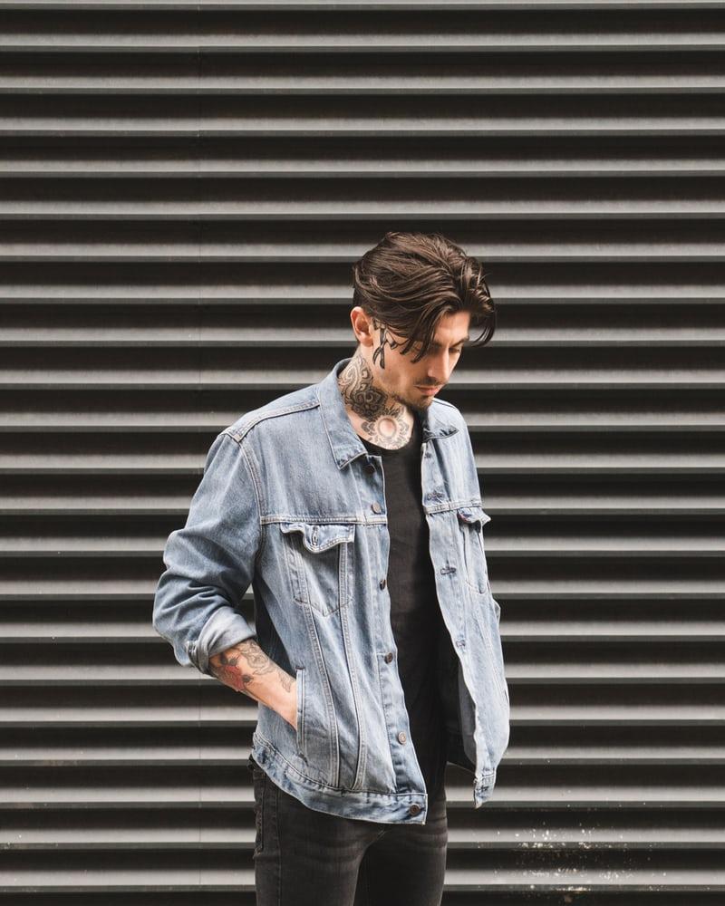kleding en kapsel trends mannen