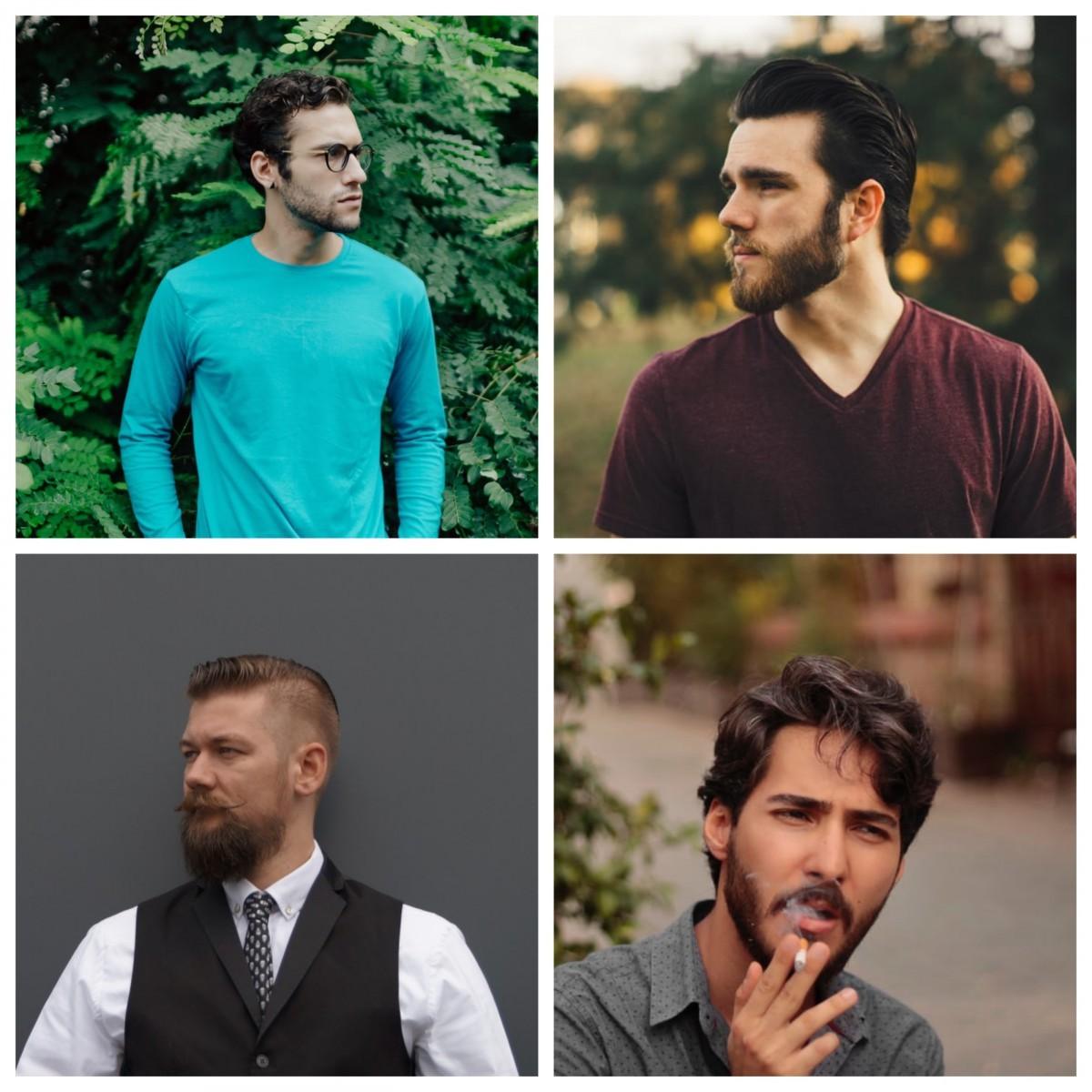 kapsel trends mannen 2018