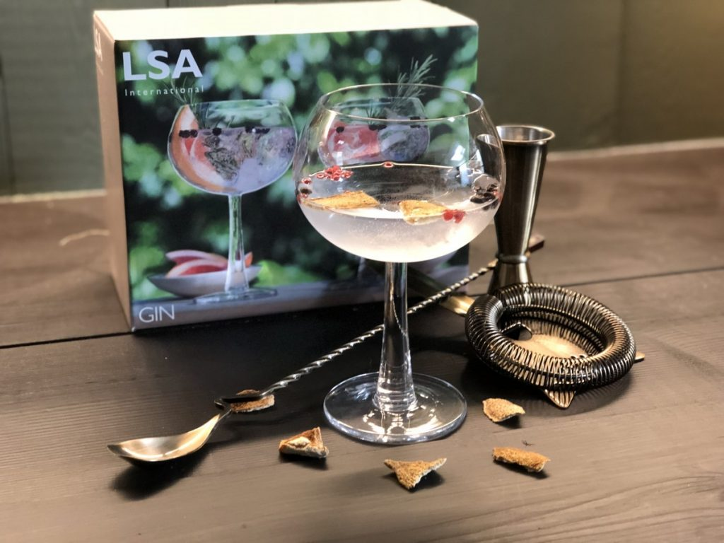 LSA International Gin Glas