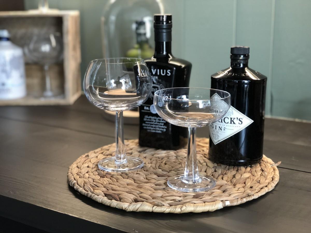 Verwonderlijk Hoe belangrijk zijn de juiste glazen voor de juiste dranken? - B4men MK-19