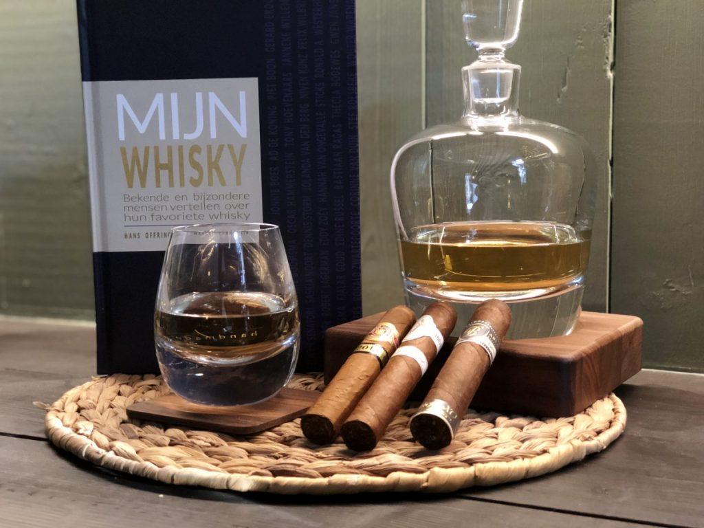 LSA International Whisky karaf en Tumbler glas
