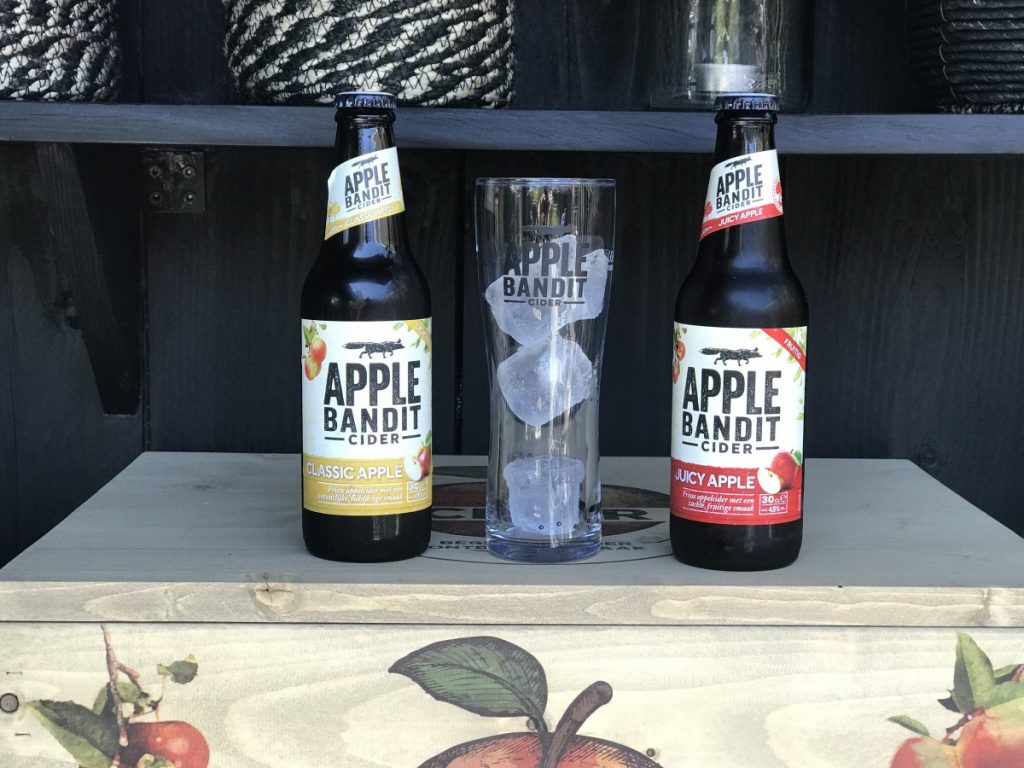 Apple Bandit Cider ervaring