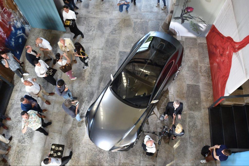 Mazda concept car toekomst