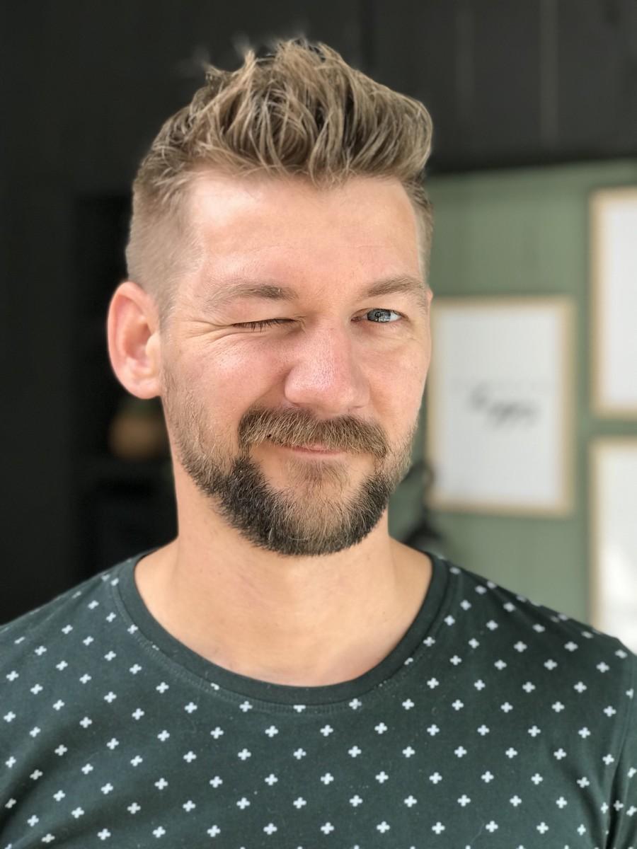 Jan Willem Huffmeijer van B4men weet raad