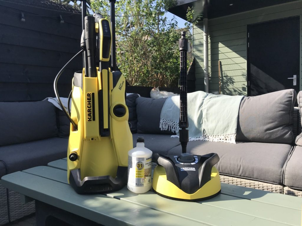 Karcher K4 Premium Full Control Home