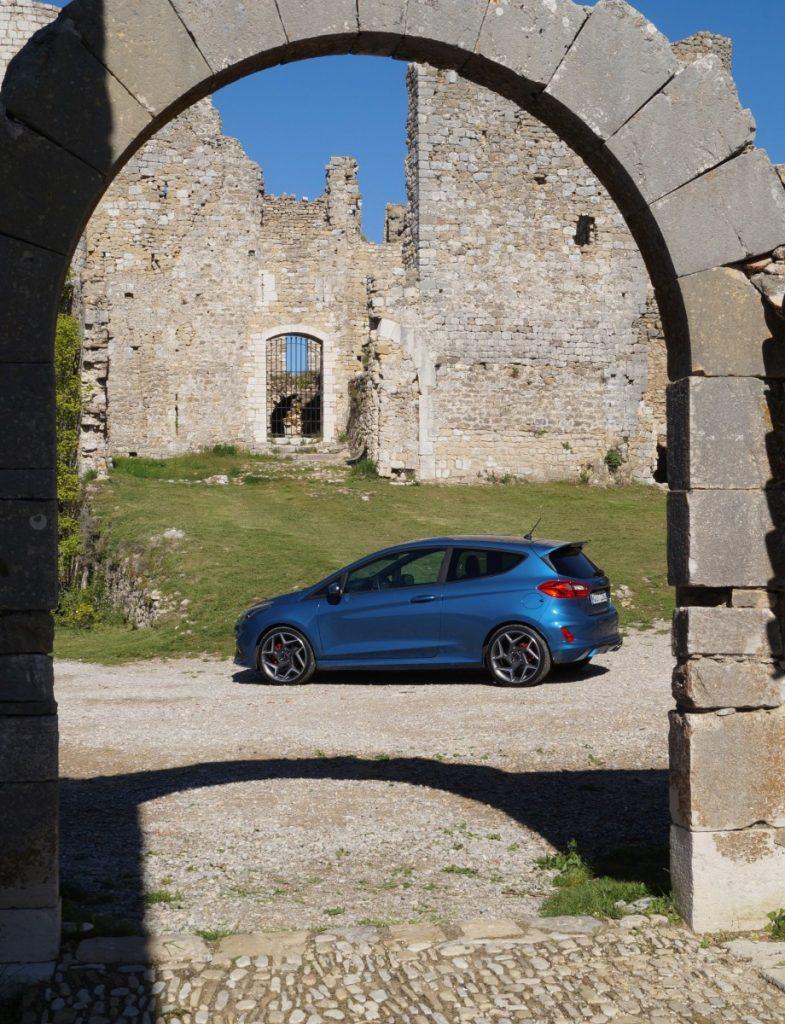 Doorkijk op de Ford Fiesta ST