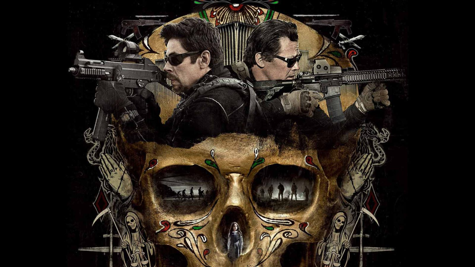 Filmrecensie - Sicario: Day of the Soldado (2018)