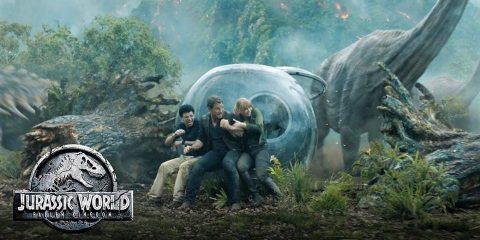 Filmrecensie: Jurassic World Fallen Kingdom