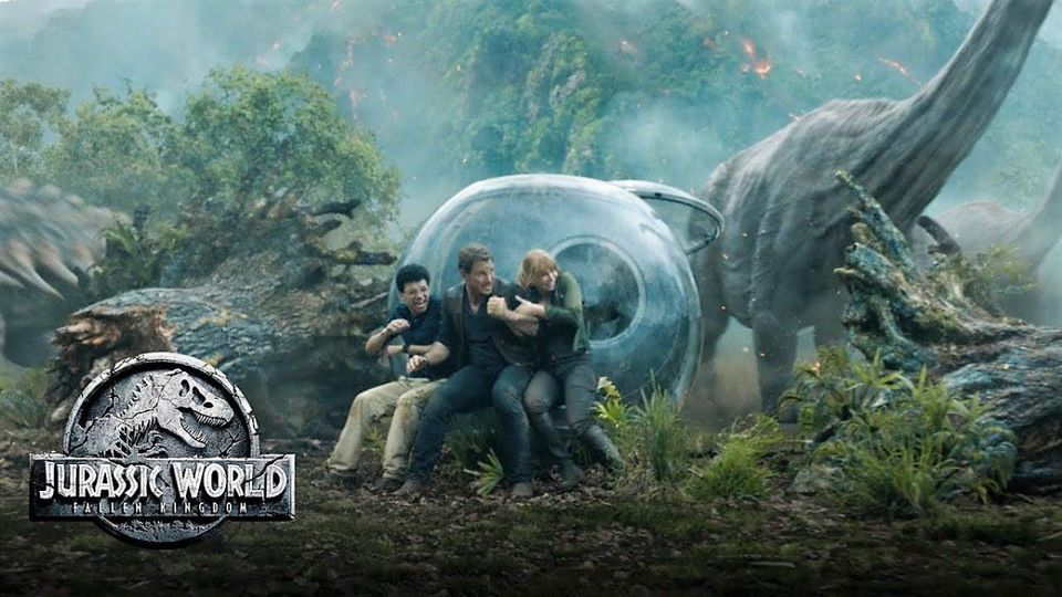 Filmrecensie: Jurassic World Fallen Kingdom