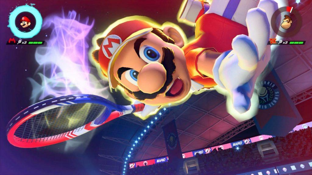 Mario powershot