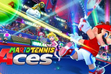 Cover foto Mario Tennis Aces