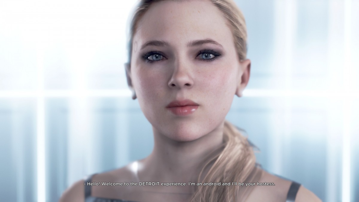Detroit Become Human B4men