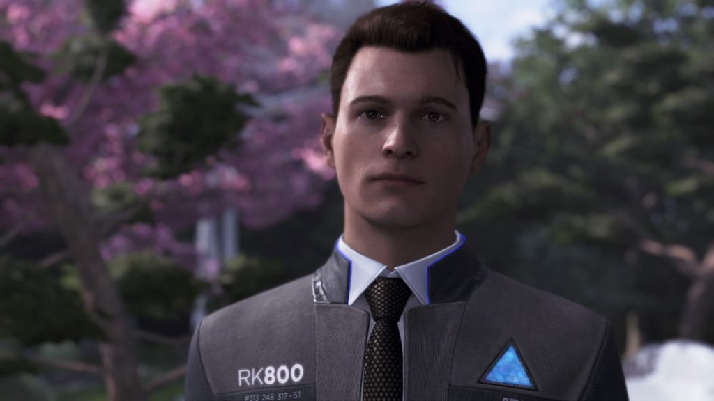 Detroit Become Human Android