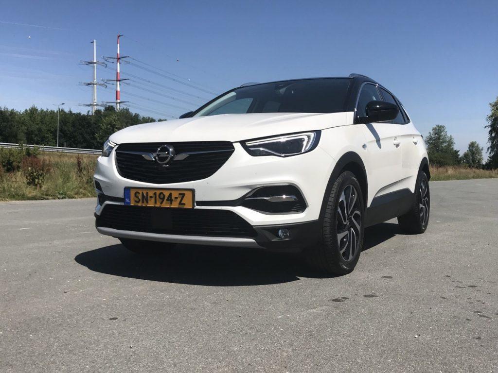 Opel Grandland X ervaring
