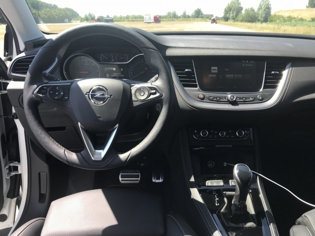 Opel Grandland X ervaring review