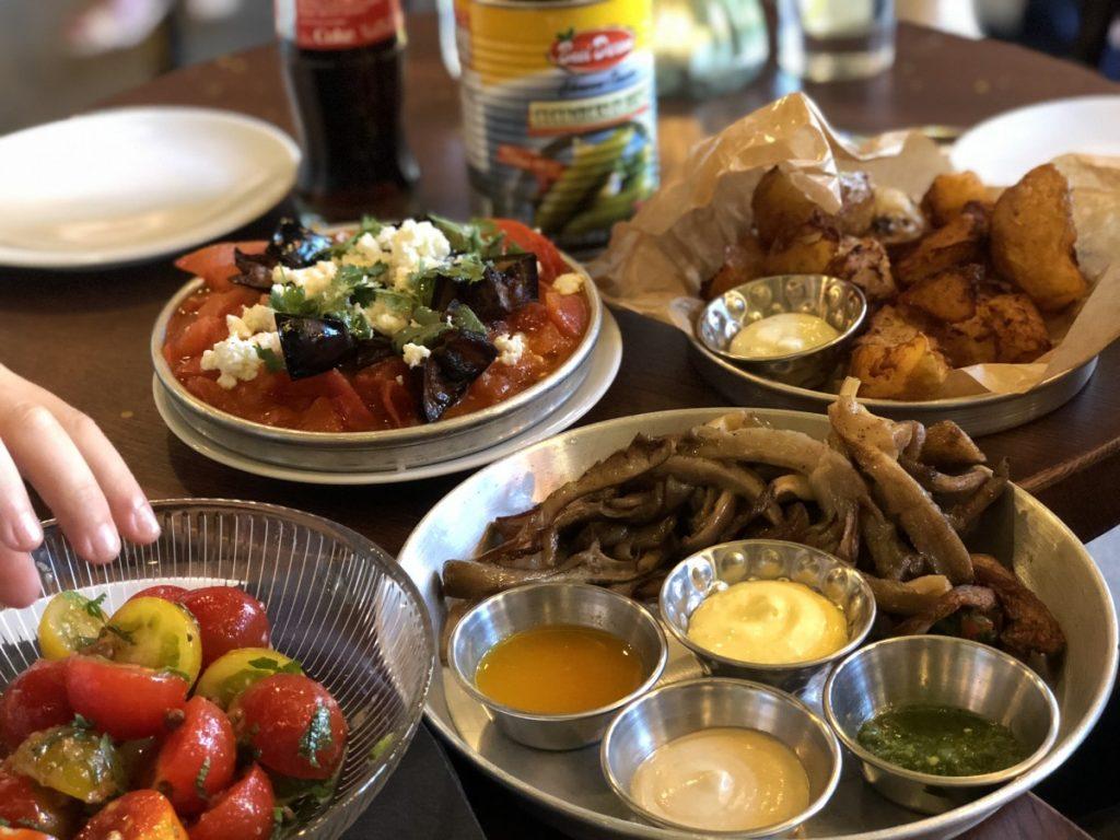 Bardak Amsterdam Israëlisch streetfood