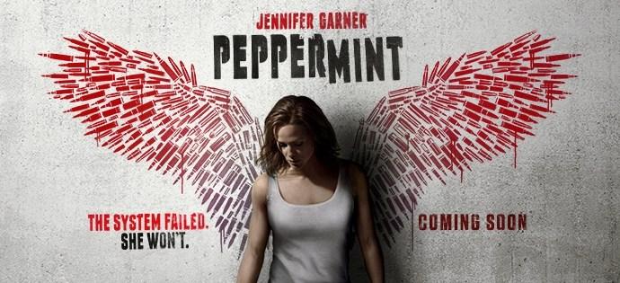 Filmrecensie: Peppermint