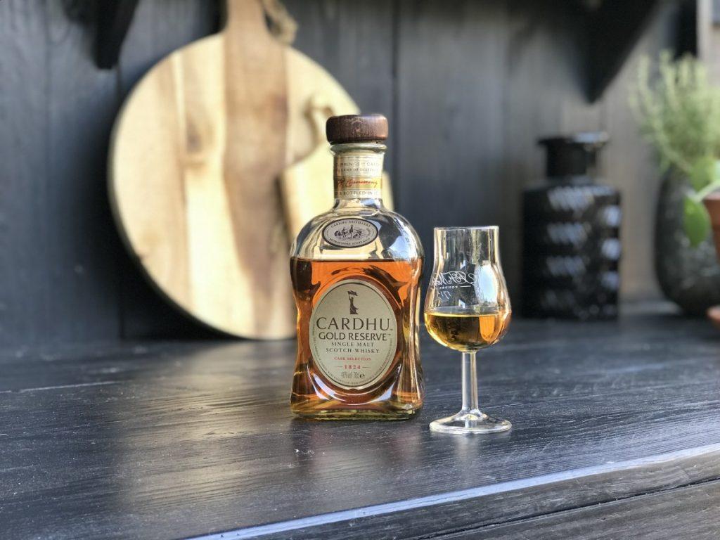 cardhu gold reserve whisky review prijs ervaring