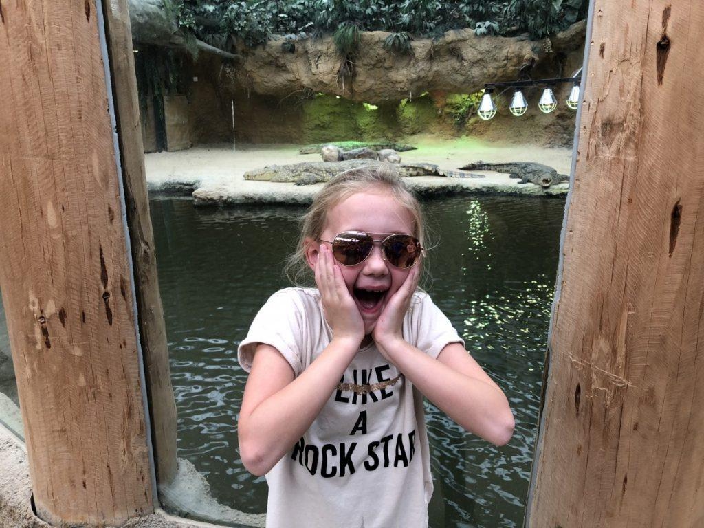 Amaranthe Kaldenbach in safaripark Beekse Bergen