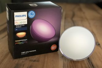 Philips Hue Go Lamp