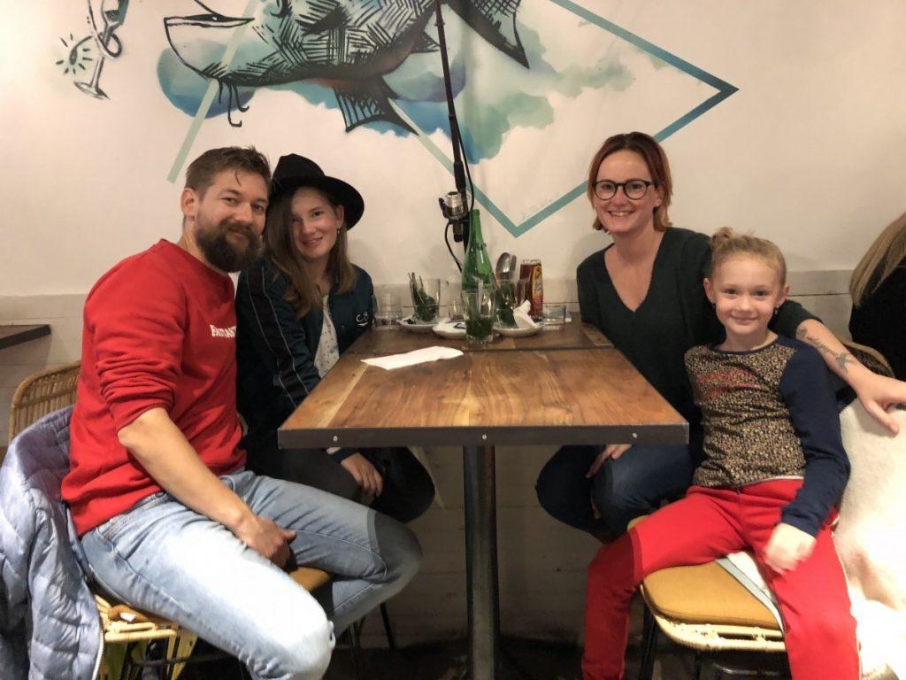uit eten bij Bar Fisk Amsterdam review