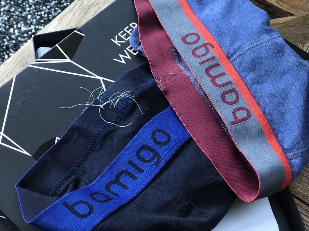 Helaas zijn de elastieke banden van de boxers wel iets minder.