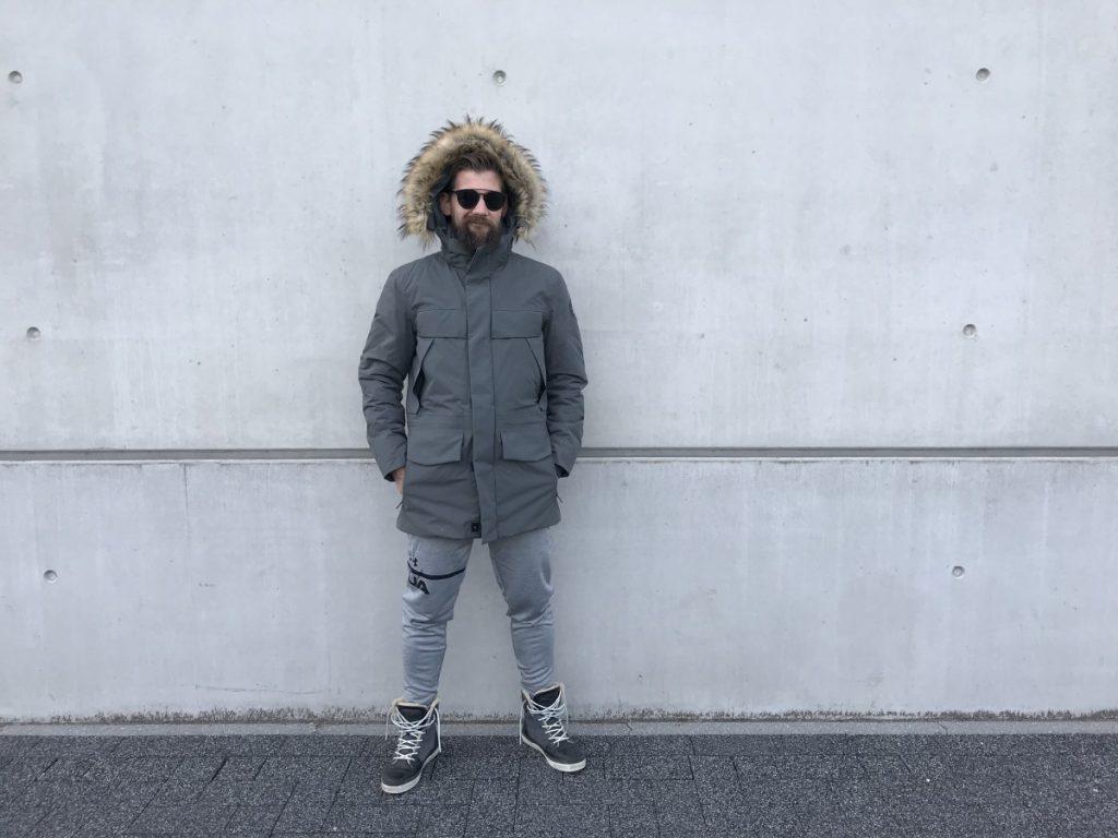 winterjassen voor mannen trends