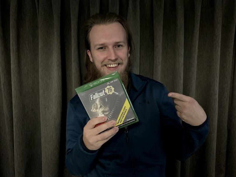 Fallout 76 give away b4men.nl