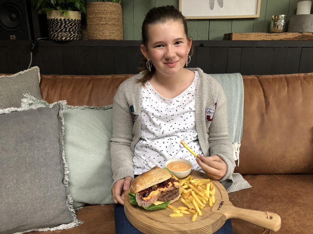 recept Old Dutch Burger van de McDonald's maken.