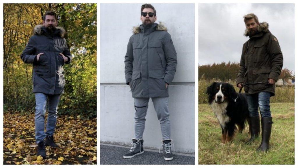 trends winterjassen voor mannen