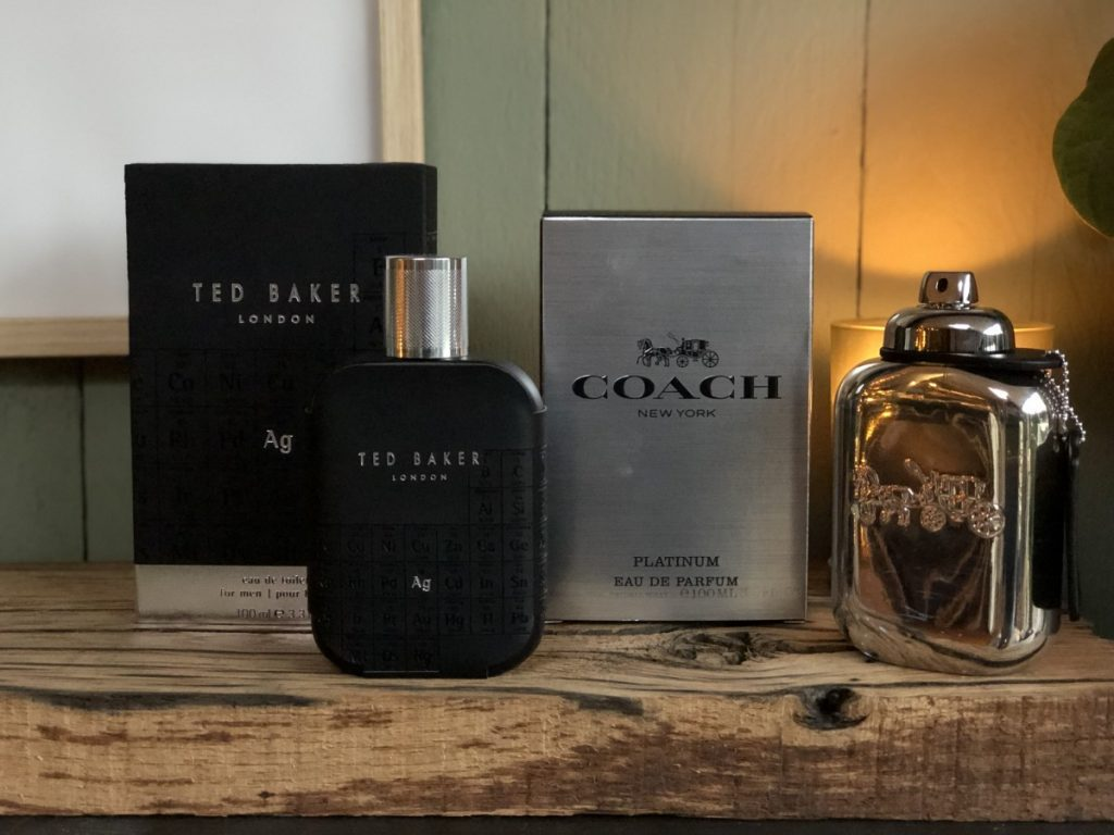 Ted Baker London AG en Coach New York Platinum