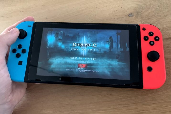 Diablo III op de Nintendo Switch